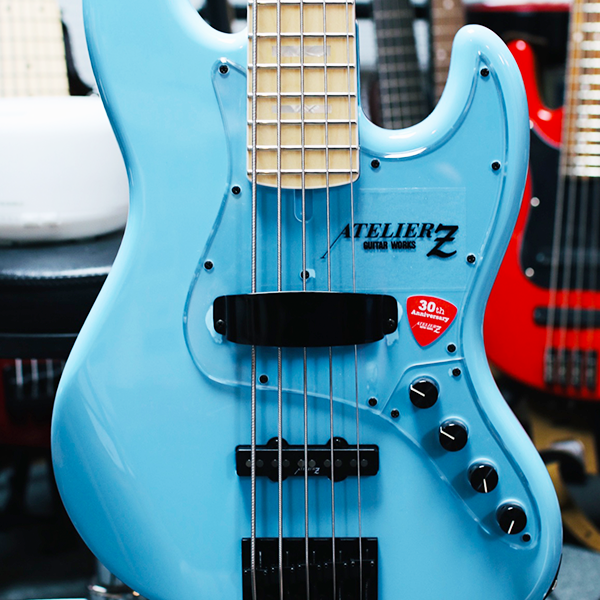 ATELIERZ M265 SONIC BLUE (ASH/MAPLE) CUSTOM