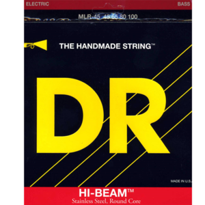 DR Hi Beam Stainless Steel Round Core MR-45 (045-100) 4현 베이스용