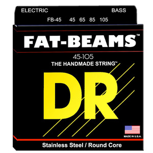DR FAT Beam Stainless (045-105) 4현베이스용