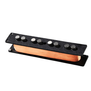 Lundgren Jazz Bass® Hot Bridge , Ncek SET 4현용 (Made in Sweden)