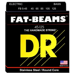 DR FAT-Beams Stainless (045-125) FB5-45-125