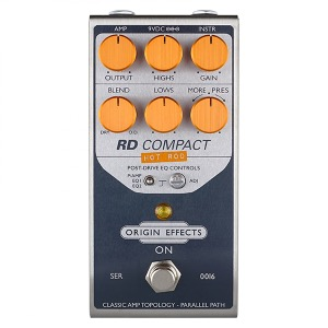 오리진이펙트 ORIGIN EFFECTS RD COMPACT Hot Rod