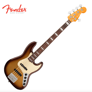 fender ultra jazz bass v